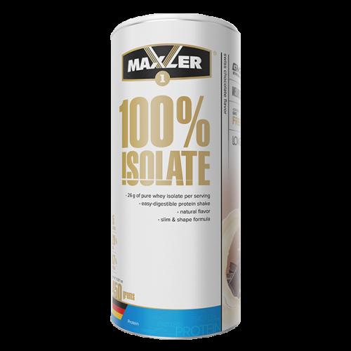 Maxler 100% Isolate, 450 g