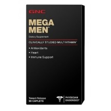 GNC MEGA MEN 90 caps
