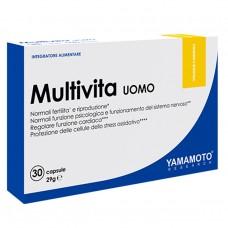 Yamamoto Multivita UOMO, 30 caps