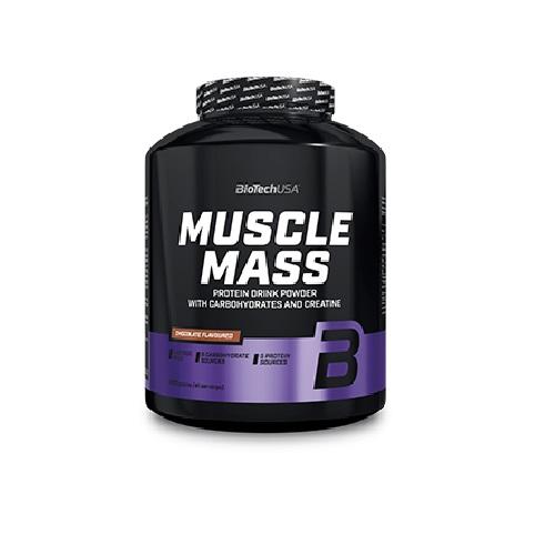 BiotechUSA Muscle Mass 2.27 kg