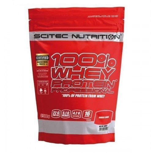 Scitec Nutrition Whey Protein Prof. 500g