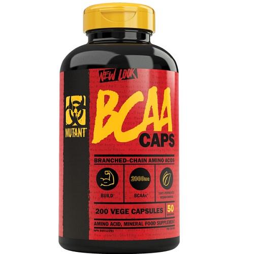 PVL Mutant BCAA, 200 капс.
