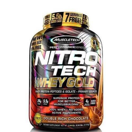 MuscleTech NitroTech 2.51 kg