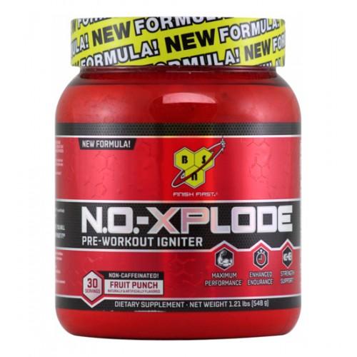 BSN (USA) N.O. Xplode Caffein free, 450 g