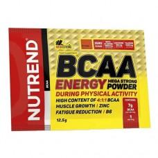 Nutrend BCAA Energy Mega Strong, 12,5 g