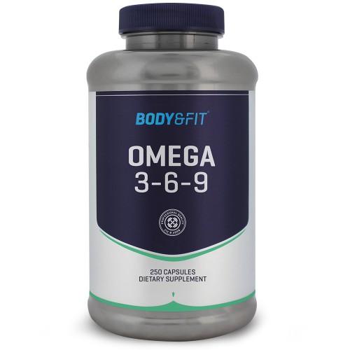 Body&Fit Omega 3-6-9 270 капс.