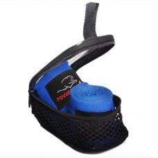 PowerPlay Бинты для бокса PP-3046 (4м) - Blue