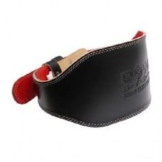 PowerSystem Пояс кожаный Elite Edition PS-3030 Black