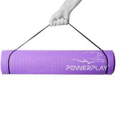 PowerPlay Коврик для йоги (0,4 мм) PP-4010