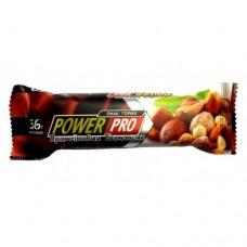 PowerPro Батончик 36%, 60 грамм - Нутелла