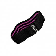 PowerSystem Booty Band Level 1, PS-4091 (Black/Pink)