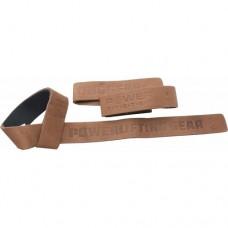 PowerSystem Кожаные лямки PS-3320 Leather Straps