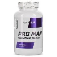 Progress Nutrition Pro Man, 60 tabs