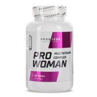 Progress Nutrition Pro Woman, 60 tabs