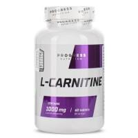 Progress Nutrition L-carnitine 1000 mg, 60 tabs