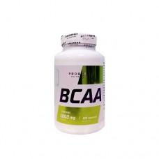 Progress Nutrition BCAA 600, 100 tab
