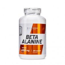 Progress Nutrition Beta Alanine, 100 капс.
