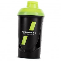 Progress Nutrition Shaker, 600ml
