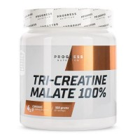 Progress Nutrition Tri-Creatine Malate, 300 g