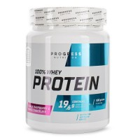 Progress Nutrition Whey Protein, 500 g