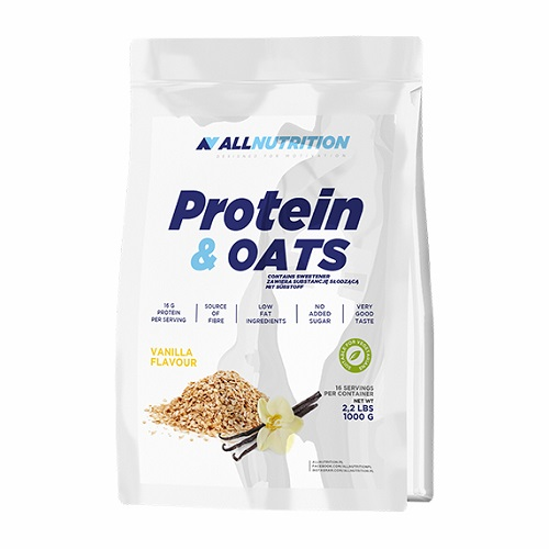 All Nutrition Protein Oats - 1000g