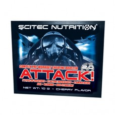 Scitec Nutrition Attack 2.0, 10 g