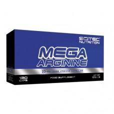 Scitec Nutrition Mega Arginine 120 капсул