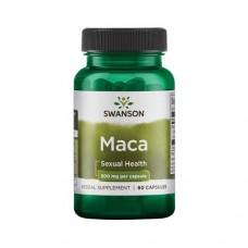 Swanson Maca 500 mg, 60 капс.