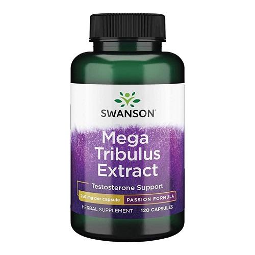 Swanson Mega Tribulus Extract 250 mg, 120 капс.