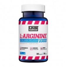 UNS L-Arginine 1000, 30caps