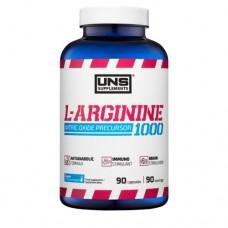 UNS L-Arginine 1000, 90caps