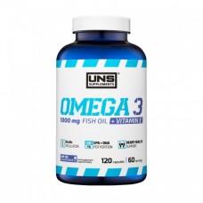 UNS Omega 3 - 120caps
