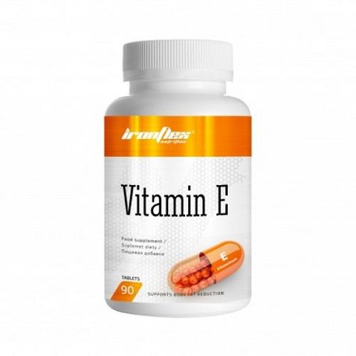 IronFlex Vitamin E 100, 90 tab