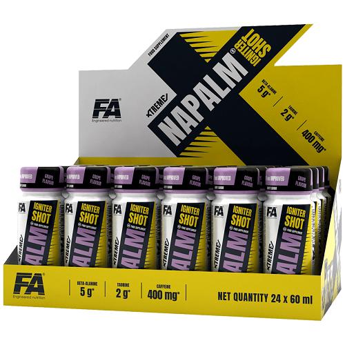 FA Nutrition Xtreme Napalm Shot - 60ml