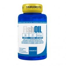 Yamamoto Fish OIL, 90 caps