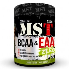 MST BCAA&EAA Zero, 520 гр.