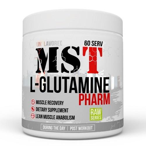 MST Glutamine Pharm, 300 г.