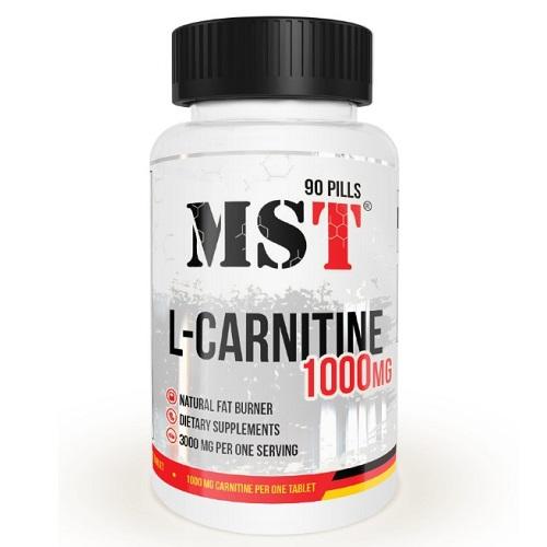 MST L-Carnitine 1000, 90 капс.