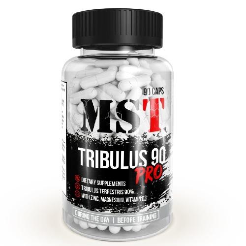 MST Tribulus Pro 90% with Zink, 90 капс.
