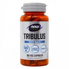 NOW Tribulus 500, 100 caps