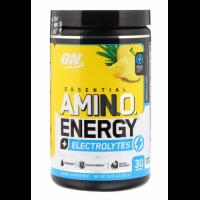 Optimum Nutrition, ESSENTIAL AMIN.O. ENERGY + ELECTROLYTES, 285 g