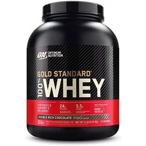 Optimum Nutrition (USA) 100% Whey Gold Standard, 2270 гр.