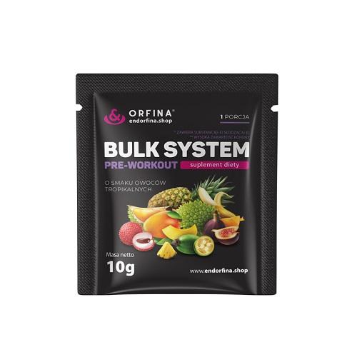 ORFINA BULK System Pre-workout, 10 гр.