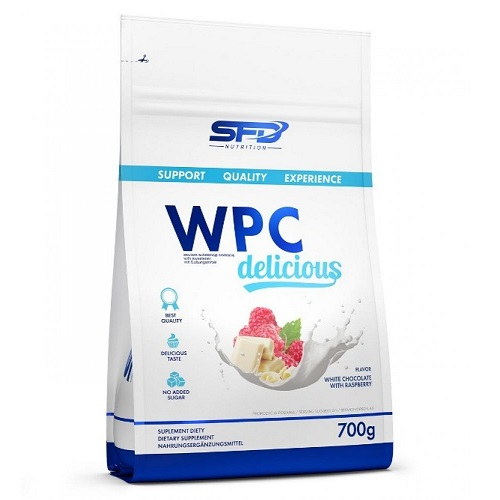 SFD Nutrition Whey Delicious, 700 гр.