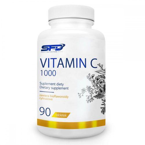 SFD Nutrition Vitamine C 1000, 90 таб.