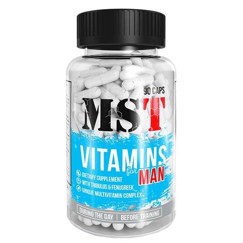 MST Vitamin for Men, 90 капс.